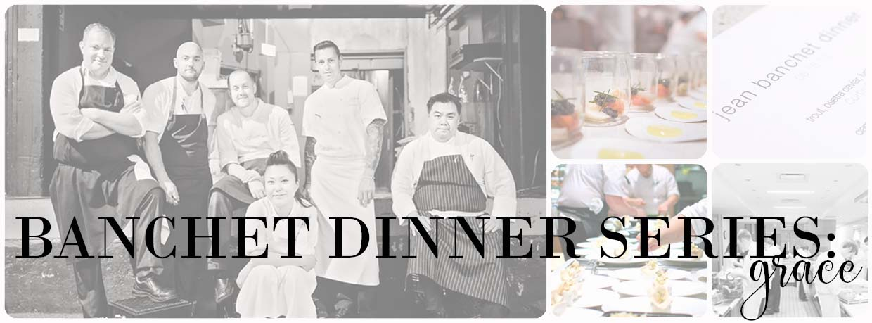 Banchet Dinners